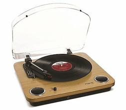 ION AUDIO Max LP USB turntable record player IA-TTS-013