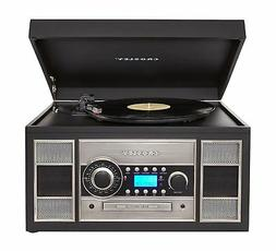 Crosley Memory Master II Turntable w/ Radio CD Player/Record