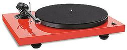 Music Hall MMF2.2LE Ltd.Edition Ferrari Red Turntable-$100 c