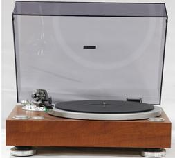 new dp 500m direct drive turntable analog