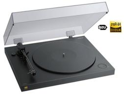 New Sony PS-HX500 USB Stereo Turntable to convert vinyl reco