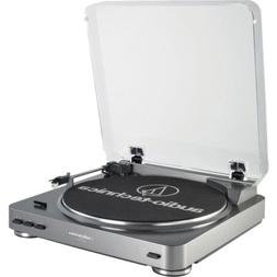 Audio-Technica AT-LP60-USB Automatic Belt-Drive Stereo Turnt
