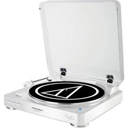 Audio Technica AT-LP60WH-BT Automatic Bluetooth Wireless Ste