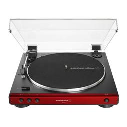 Audio Technica AT-LP60X Fully Automatic Belt-Drive Stereo Tu