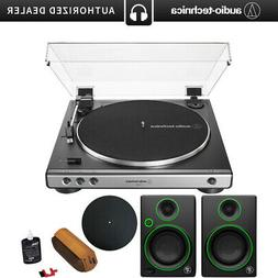 Audio-Technica Fully Automatic Belt-Drive Turntable w/ Audio
