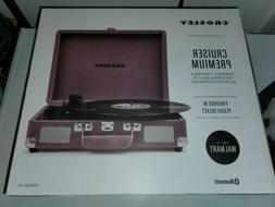 ob nw cruiser deluxe portable turntable