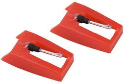 pack of 2 turntable replacement needle