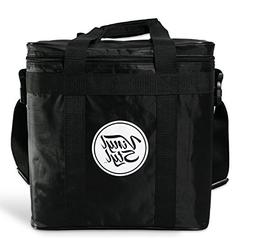 Vinyl Styl™ Padded Carrying Case for Records and Portable