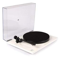 REGA Planar 1 Plus Turntable in White