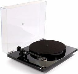 planar 1 plus turntable dust cover preamp