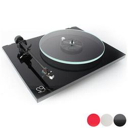 Rega Planar 2 Turntable with RB220 Tonearm and Carbon Cartri
