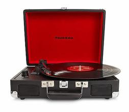 Crosley Portable Turntable Record Player Bluetooth Pitch Con