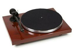 Pro-Ject 1Xpression Carbon Classic Turntable; Mahogany; Orto
