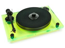 Pro-Ject 2xperience Primary Acryl Green Record Player with N