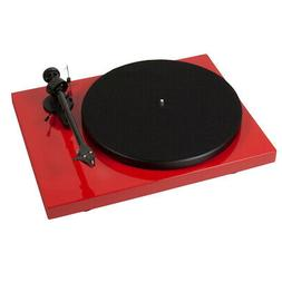 Pro-Ject Debut Carbon DC Turntable with Ortofon 2M Red Cartr