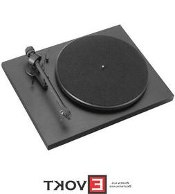 PRO-JECT Debut III, Turntable, Belt Drive, Matt Black