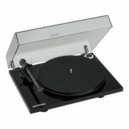 Pro-Ject Essential III Bluetooth Turntable Gloss Black with