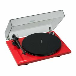 Pro-Ject Essential III Turntable with Built In Phono Preampl