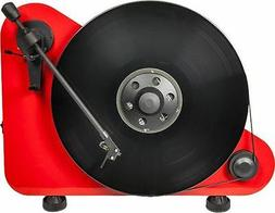 Pro-Ject Vt-E Vte Record Player Vertical Needle Included Red