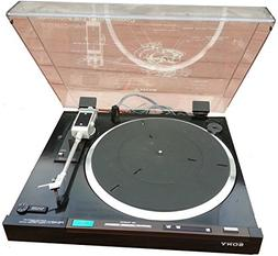 Sony PS-X600 2-Speed Fully-Automatic Direct-Drive Turntable