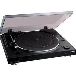 Sony PS-LX300USB Home TurnTable with USB Input - Black