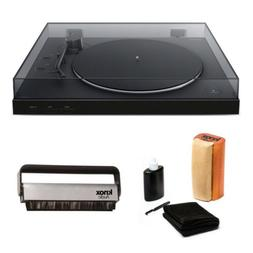 Sony PS-LX310BT Wireless Bluetooth Turntable with Vinyl Clea