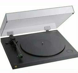 Sony PSHX500 Hi-Res USB Turntable - Black