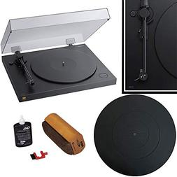 Sony PSHX500 Hi-Res USB Turntable  with Silicone Turntable M