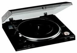 Sony PS-LX300USB Turntable Record Player - Black - NEW