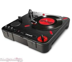 NUMARK PT01 Scratch Portable Turntable With Scratch Switch &