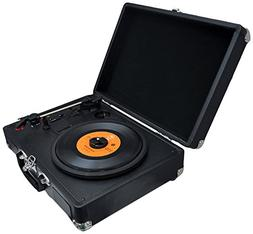 PYLE HOME PVTTBT6BK Bluetooth Classic Turntable with Vinyl t