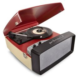 CROSLEY RADIO CR6010A-RE Collegiate Turntable