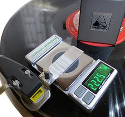 Riverstone Audio Record-Level Turntable Stylus Tracking Forc