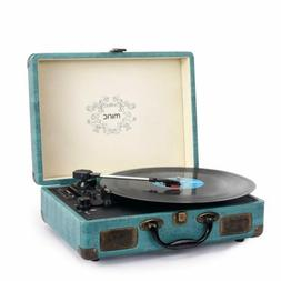 Record Player Miric Bluetooth Turntable with 2 Built-in Spea