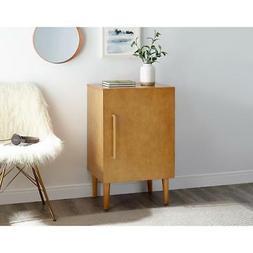 Crosley Furniture Record Player Stand in Acorn Finish