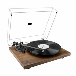 Record Player Vintage 2-Speed Vinyl Turntable Music Player S