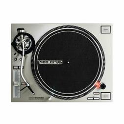 Reloop RP-7000 MK2 Direct Drive High Torque Turntable in sil