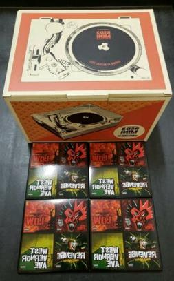 "Crosley RSD3 Mini Turntable + Insane Clown Posse 3"" Bundle 4"