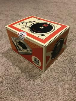 Crosley RSD3 Mini Turntable Record Store Day 2019 w/ Foo Fig