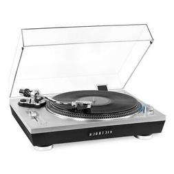 Victrola Pro Series USB Record Player with 2-Speed Turntable