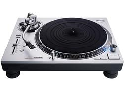 sl 1200gr direct drive turntable silver japan