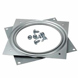 sq 6 steel lazy susan swivel turntable