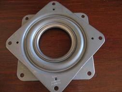"Square 3"" Inch Lazy Susan Turntable Bearing  200 LB Capacity"