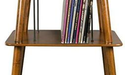 Crosley ST66-MA Manchester Turntable Stand with Wire Record