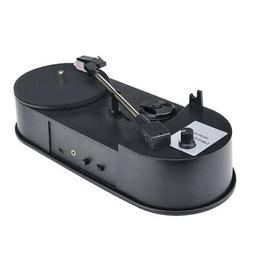 Stylish Vinyl Record Player Turntable to MP3 Converter Stere