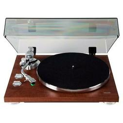 Teac TN-350 WA Walnut 2-Speed Belt Drive Analog Turntable w/