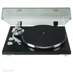 Teac tn-400s turntable, black NEW IN BOX