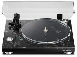 TEAC TN-570 Turntable w/cartridge/optical/USB Out Marble-bas