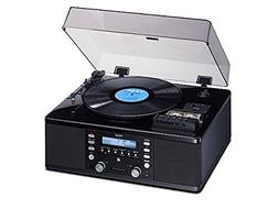 TEAC turntable / Cassette player with CD recorder LP-R550USB