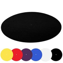 Rega Turntable Felt Platter Mat For P1,P2,P3,P5,P7 -Black